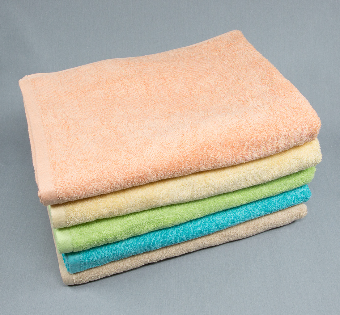 DYED POOL TOWELS, (11k)